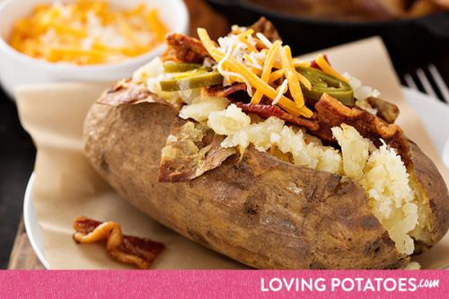 MijnAardappel.nl - Kumpir - Turkse variant van de gepofte aardappel