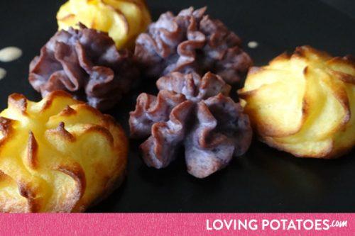 MijnAardappel.nl - Recept Pommes Duchesse
