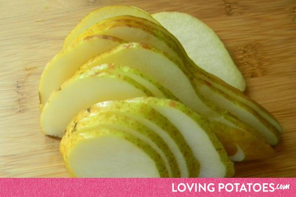 MijnAardappel.nl - Aardappel-peerstoofpotje