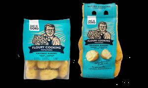Jac van den Oord - Kruimig kokende aardappelen voor het maken van aardappelsoep