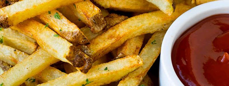 Aardappelen bakken in de airfryer - zo doe je het! Lees de basisbereiding op LovingPotatoes.com