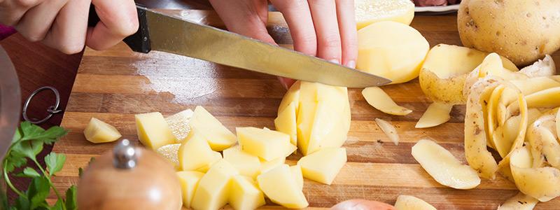Aardappelen koken - zo doe je het! Lees de basisbereiding op LovingPotatoes.com