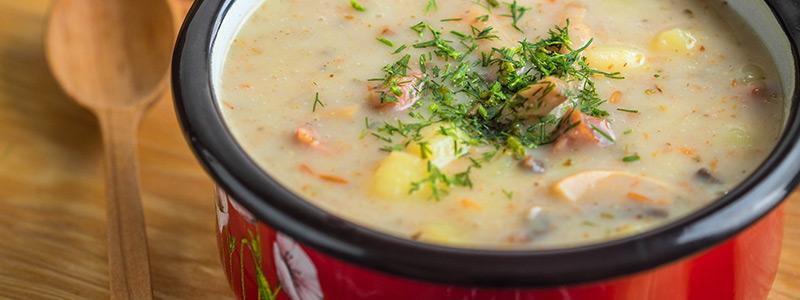 Aardappelsoep maken - zo doe je het! Lees de basisbereiding op LovingPotatoes.com