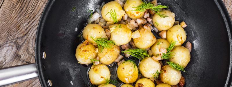 Aardappelen wokken - zo doe je het! Lees de basisbereiding op LovingPotatoes.com