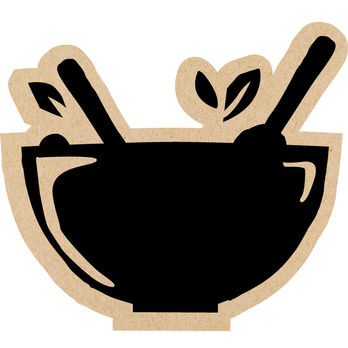 LovingPotatoes.com - lees hier alles over de basisbereiding 'salade maken'